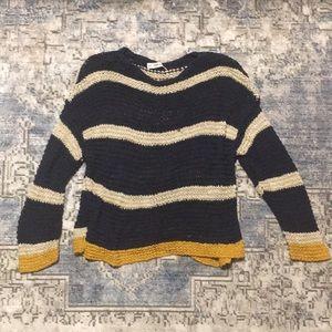 ⬇️NWOT Zara Loose Knit Sweater